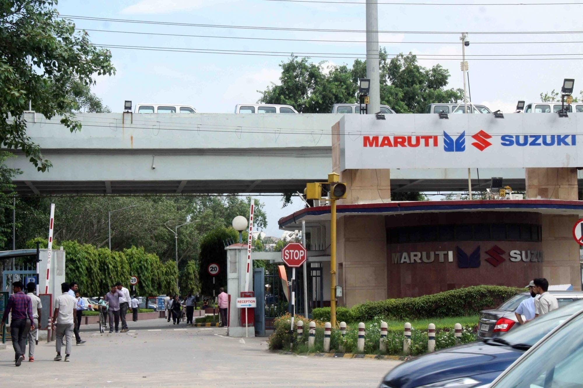 Maruti Suzuki    The company has extended the shutdown at its plant till May 16, 2021, keeping in view the current pandemic situation.