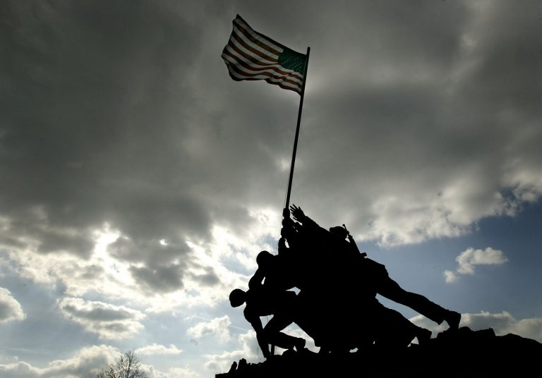 In Pictures: Battle of Iwo Jima 75 years on