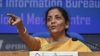 Finance Minister Nirmala Sitharaman says GST Council will continue to focus on IT challenges