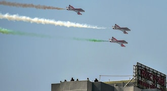 In Pictures: Preparations in full swing in Uttar Pradesh for biggest Defence Expo