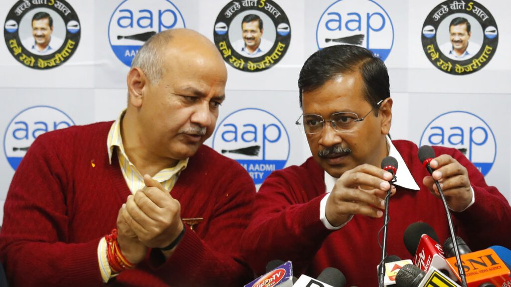 AAP wins in Delhi with big margin: Here're the Exit polls that got it right