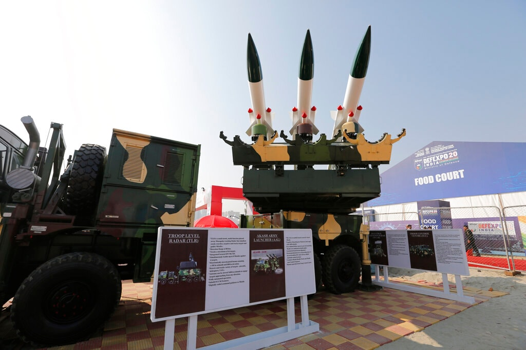 Dynamics of Bharath    The company signed a contract worth around Rs 499 crore with the Ministry of Defense for the manufacture and supply of Akash missiles to the Indian Air Force.
