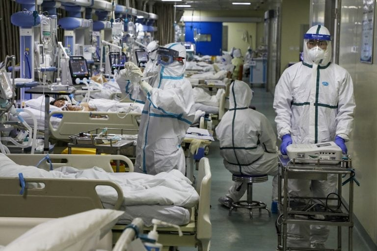 Wuhan to test all residents after handful of new infections - cnbctv18.com