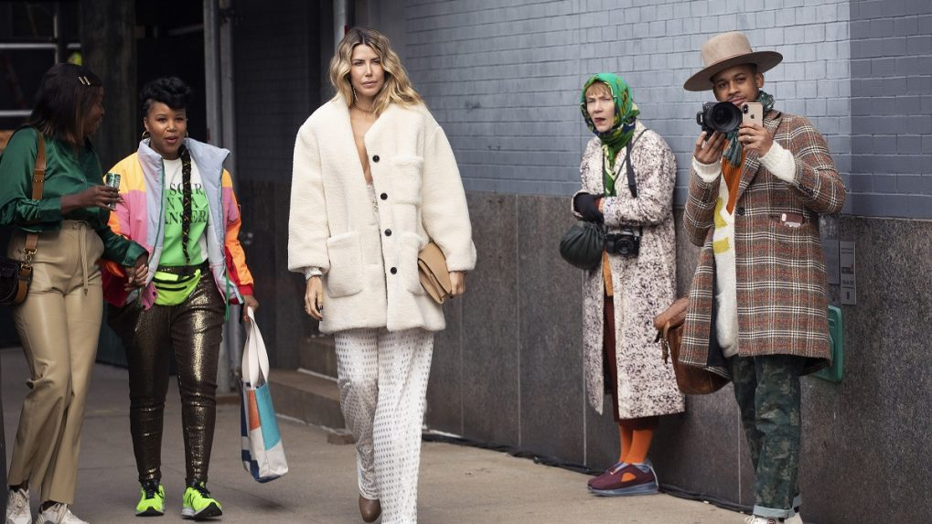 In Pictures: A look at New York Fashion Week on the street