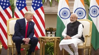 There was no recent Modi-Trump contact, say govt sources