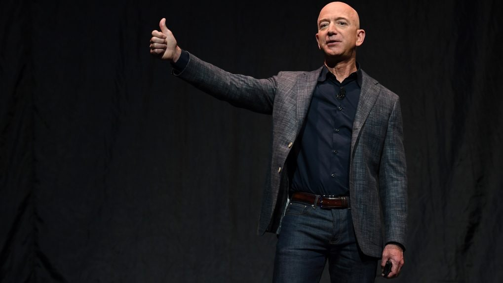 'Happy to lose a customer like you': Jeff Bezos tells this man over Black Lives Matter remark