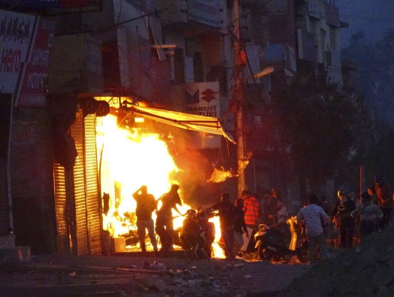 Delhi violence: Toll rises to 42, some signs of return to normalcy