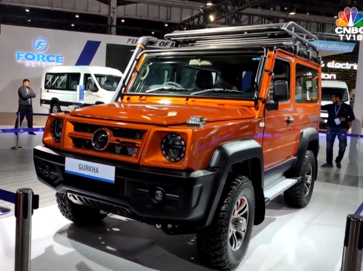 Force Motors  | The company's total production in March was at 1,971 units, while total sales were 2,058 units.