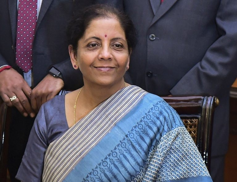 Sitharaman on cryptocurrency: Govt leaves room to experiment but with calibrated approach - CNBCTV18