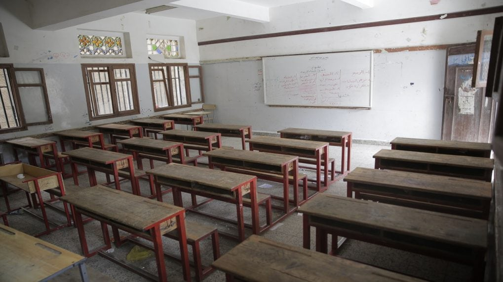In Pictures: Around the world, classrooms are eerily empty