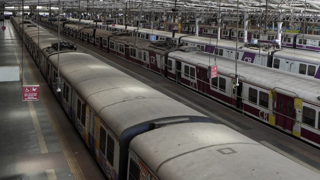 In Pictures: India's vast railway system closes to passengers