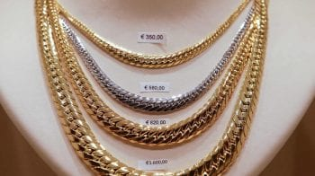 Gold rate today: Yellow metal rises; may face resistance at Rs 49,350 per 10 grams level
