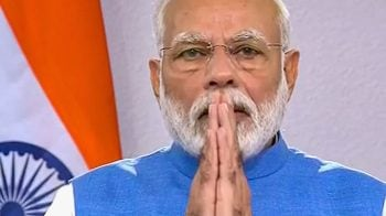 Prime Minister Narendra Modi Live: PM to address nation at 6 pm today