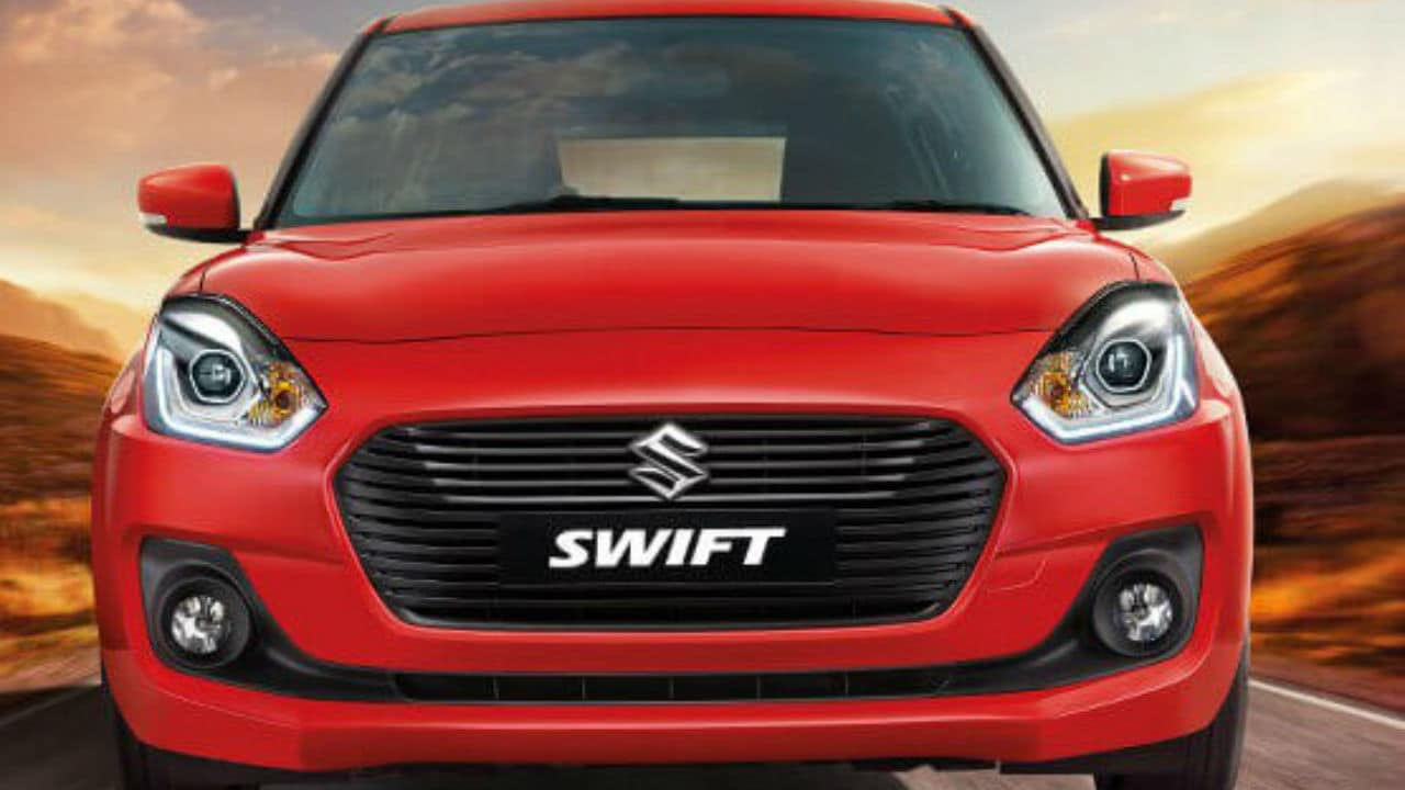 1# Maruti Suzuki  Swift  was the top-selling car of the month after selling 24,589 units. (Image: MSI website/Caption: PTI)