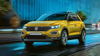 Overdrive: Volkswagen 2020 VW T-ROC launched at Rs 19.9 lakh