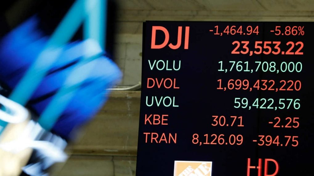 S&P DJI removes Chinese firms from indexes after U.S. order