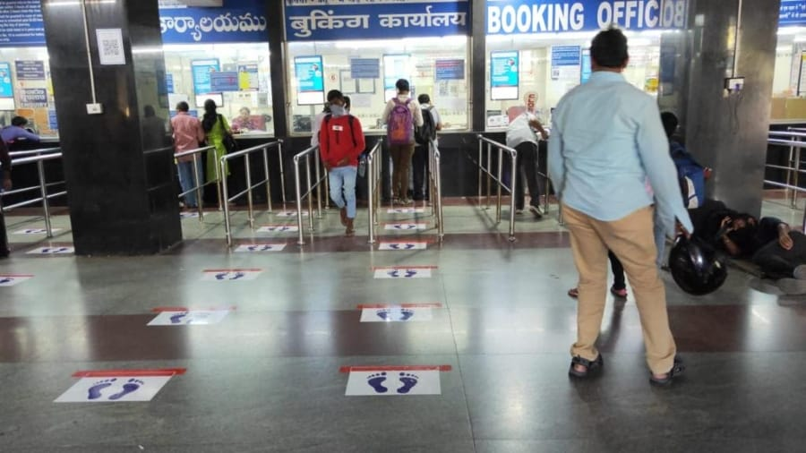 COVID-19 lockdown extension: Railways to cancel 39 lakh tickets booked for April 15 to May 3