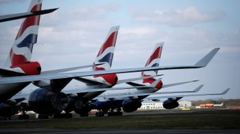Thousands of British Airways employees face job losses