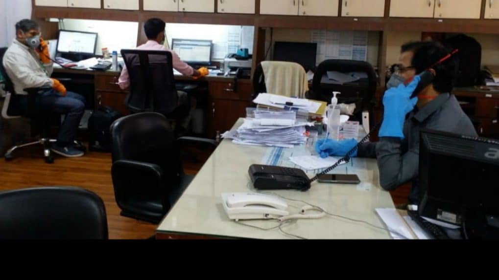 From stranded trucks to starving labourers: DPIIT control room responds to India Inc SOS