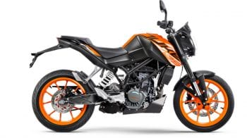 Bajaj Auto launches upgraded version of KTM 250 DUKE bike