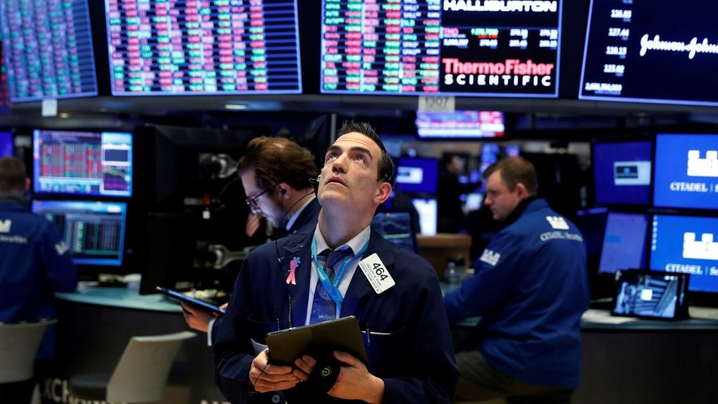 Wall Street extends losses as inflation fear lingers