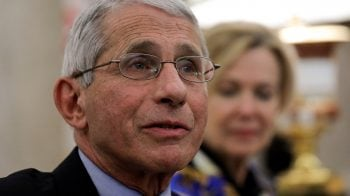 India should set up field hospitals like in an armed conflict to battle COVID-19 surge: Dr Anthony Fauci