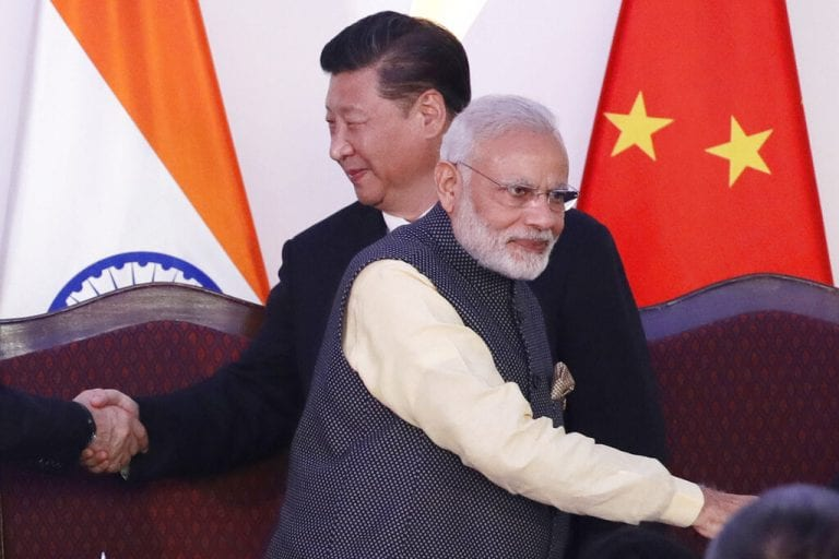 Experts discuss the way forward for India as Ladkah standoff with China continues
