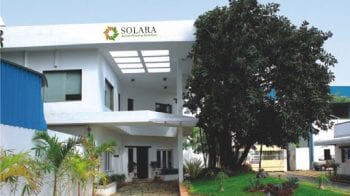 Solara Active Pharma shares rally 11% after broad approves amalgamation