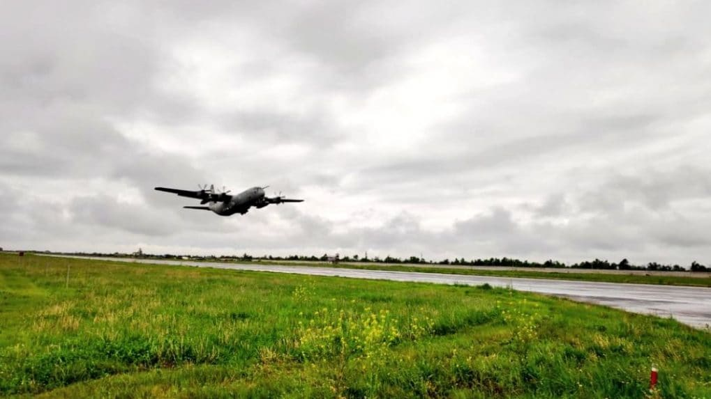 Indian Air Force flypast hospitals in several states to thank all frontline COVID-19 workers
