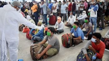 Over 1 crore migrant labourers return to home states on foot during Mar-Jun: Govt