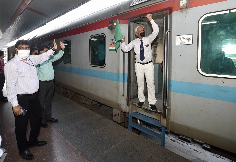 Internet-based video surveillance systems installed at 269 stations: Railways