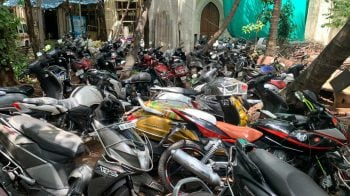 Subdued festivities for autos: Two-wheeler sales down 15% during Navaratri-Dussehra period