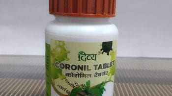 Coronil sees demand of 10 lakh packs a day: Baba Ramdev