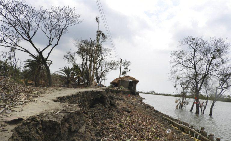 Sundarbans devastated by cyclone Amphan, as coronavirus halts migration