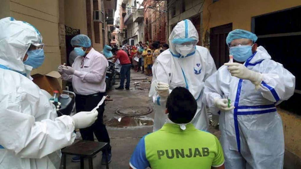 COVID-19: 30,006 new cases take India's virus tally to 98.26 lakh