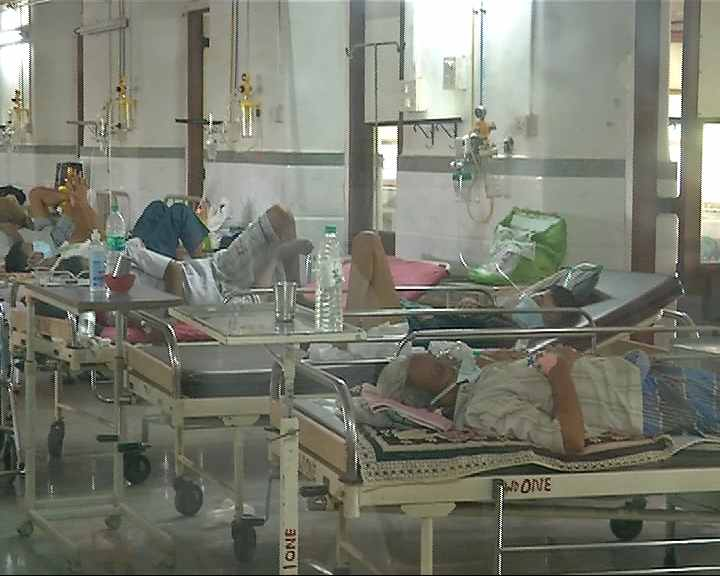 Doctors Without Borders sets up temporary COVID-19 hospital in Patna