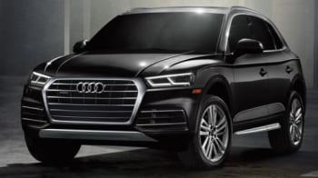 Overdrive: First drive review of Audi Q5