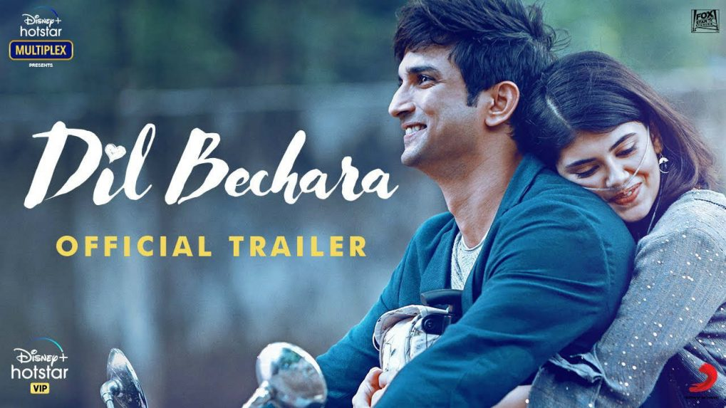 Sushant Singh Rajput's final film Dil Bechara out on Disney+ Hotstar, 15 minutes ahead of schedule
