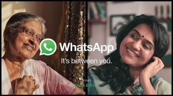 WhatsApp rolls out its first ever global brand campaign in India
