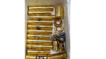 Customs seize 30 kg gold worth Rs15 crore from cargo of a UAE diplomat