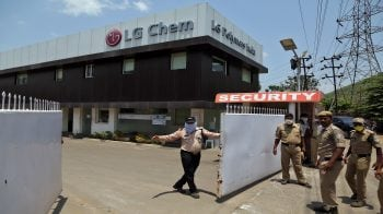 Indian police arrest 12 officials of LG Polymers over blast