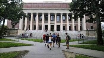 Harvard, MIT to challenge new US visa rule on foreign students