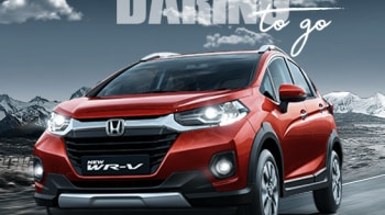 Overdrive: Test drive review of Honda WR-V