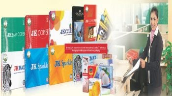 JK Paper Q2 net falls 72% to Rs 33.40 cr