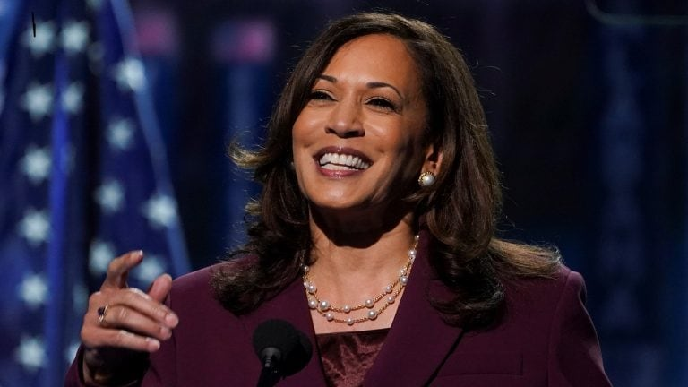 Us Presidential Elections 2020 Kamala Harris Says Vote Like Your Life Depends On It Cnbctv18 Com
