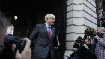 Boris Johnson shortens India visit as UK reports infectious Indian variant cases