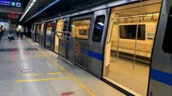 Farmers' march: Delhi metro services to neighbouring cities suspended till 2pm Thursday