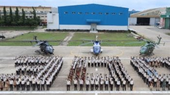 HAL rolls out 300th advanced light helicopter Dhruv
