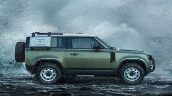 JLR set to drive in iconic SUV Defender in India next month