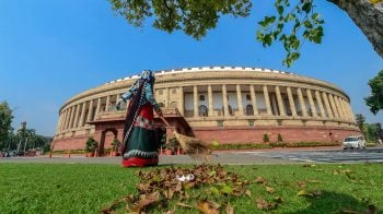 Budget Session Latest: No end to uproar by Oppn over rising fuel prices, Parliament adjourned